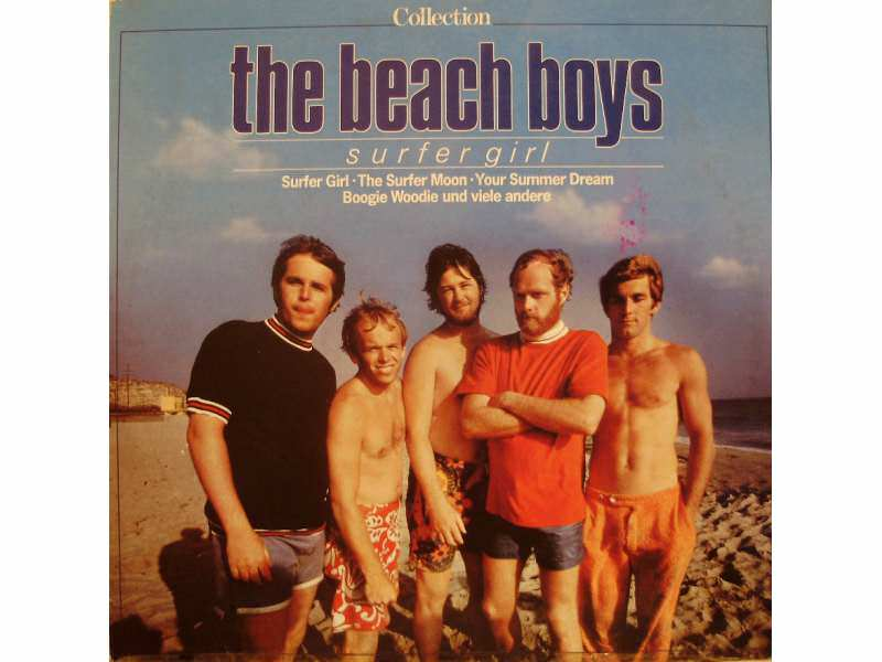 Beach Boys, The - Surfer Girl