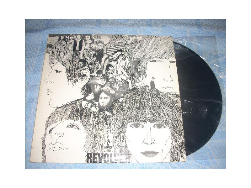 Beatles-Revolver LP