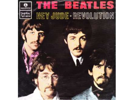 Beatles, The - Hey Jude / Revolution