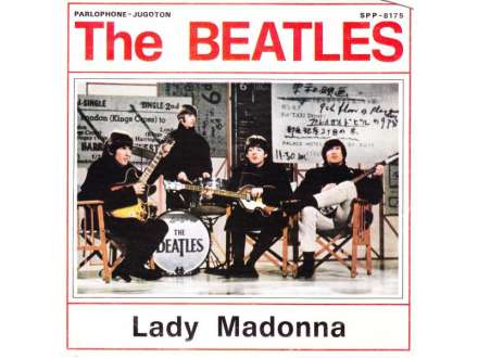 Beatles, The - Lady Madonna