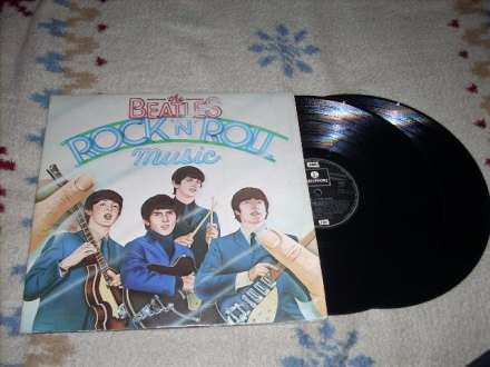 Beatles, The - Rock N Roll Music 2LP Jugoton