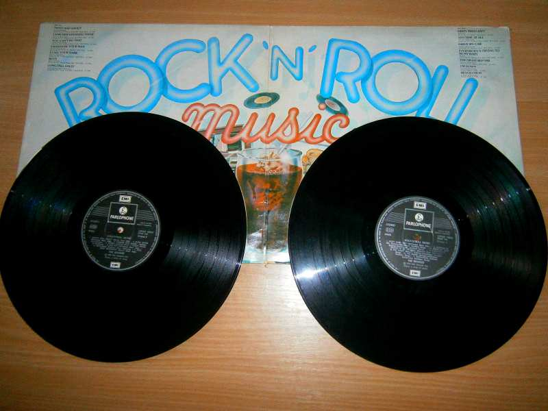 Beatles, The - Rock `N` Roll Music