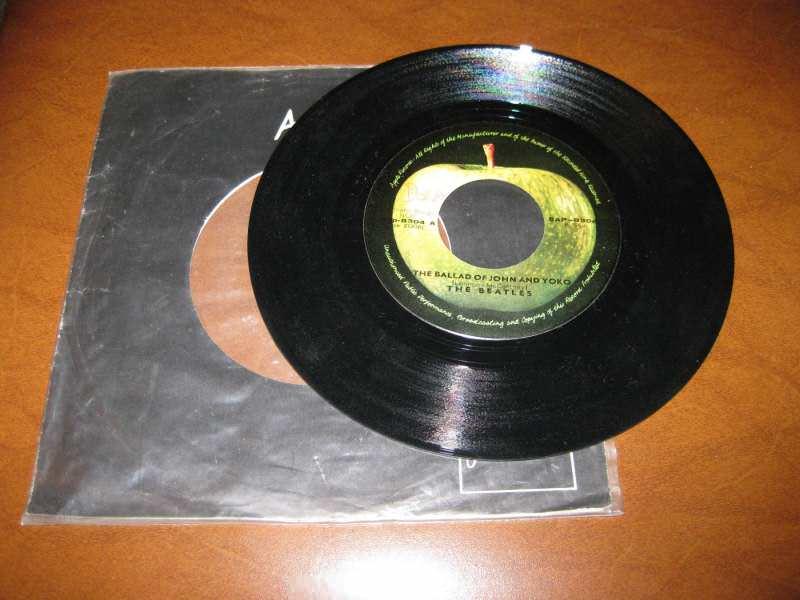 Beatles, The - The Ballad Of John And Yoko