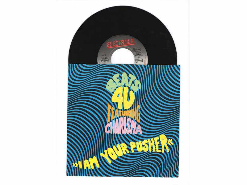 Beats 4 U, Charisma  - I Am Your Pusher