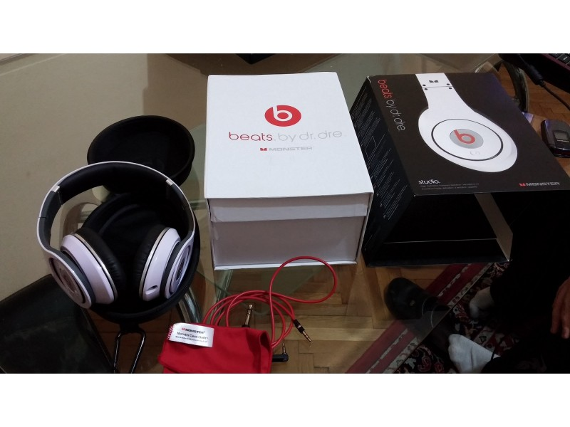 Beats by Dr. Dre Studio Original!