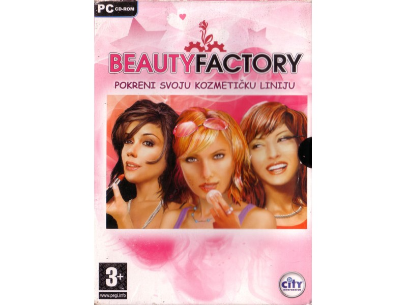 Beauty Factory - Pokreni Svoju Kozmetičku Liniju