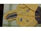 Beba kids žuta jaknica