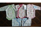 Bebi bodi br 56 i  68 u razlicitim bojama na preklop