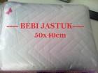Bebi jastuk za bebe 50x40 stepani za spavanje