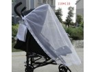 Bebi mreza za kolica zastita od komaraca i insekata
