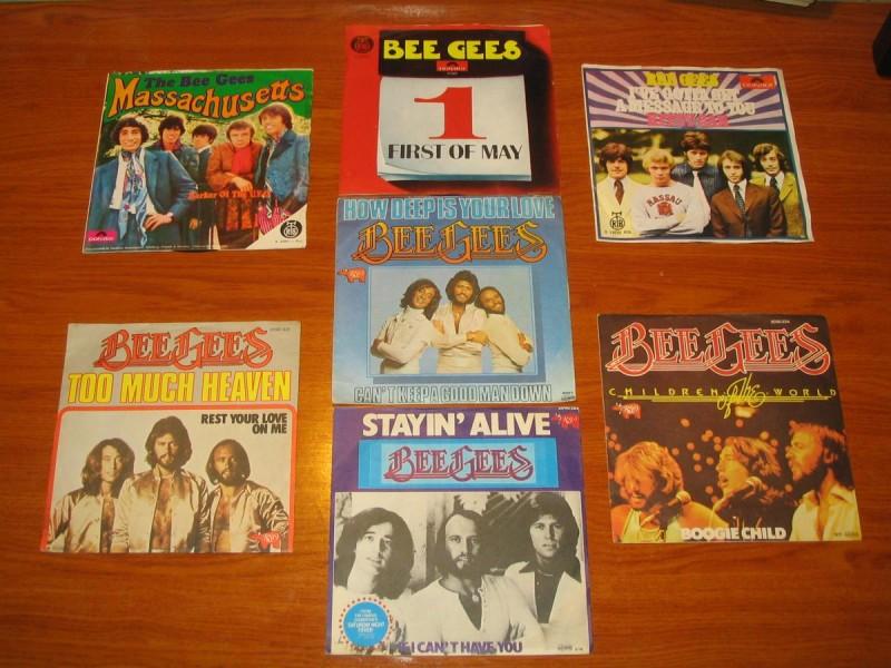 Bee Gees - 7 singl ploca
