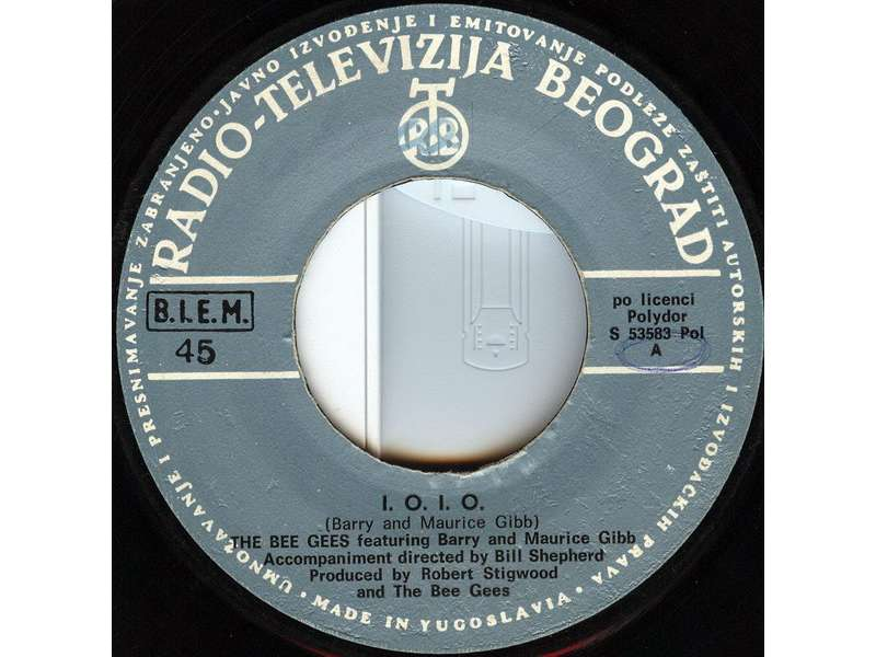Bee Gees - I.O.I.O.