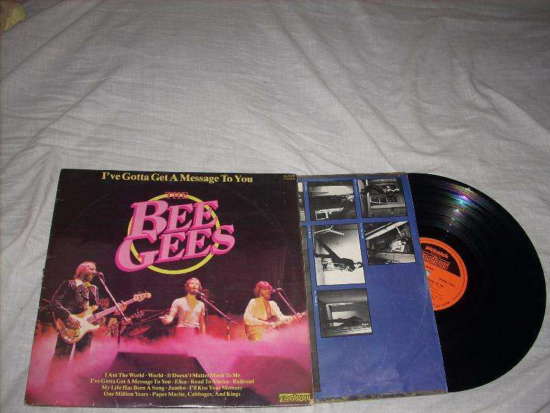 Bee Gees - I`ve Gotta Get A Message To You LP