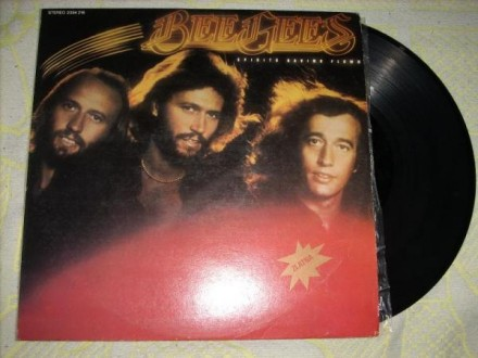 Bee Gees-Spirits Having Flown LP