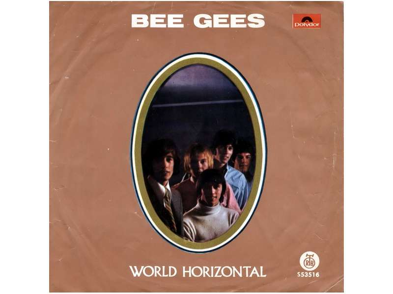 Bee Gees - World / Horizontal