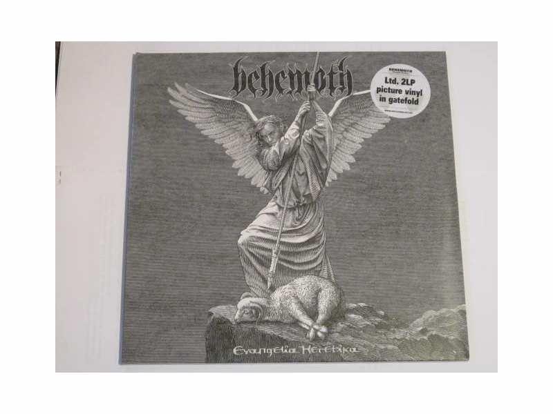 Behemoth (3) - Evangelia Heretika - The New Gospel