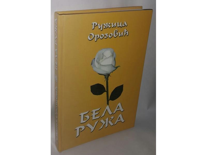 Bela ruža-Ružica Orozović