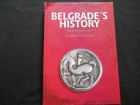 Belgrade` History from the Numismatic Record