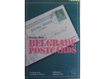 Belgrade postcards  Ranko Bon