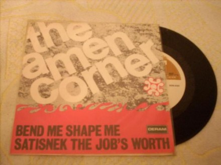 Bend Me Shape Me / Satisnek The Job`s Worth
