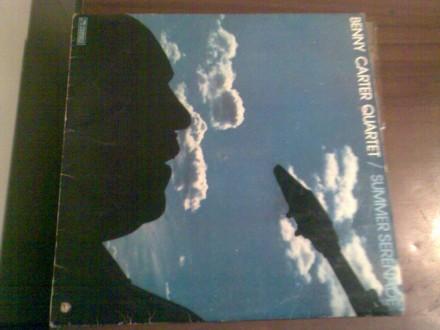 Benny Carter Quartet/Summer Serenade
