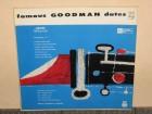 Benny Goodman - Famous Goodman Dates