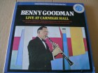Benny Goodman - Live At Carnegie Hall, dupli album,mint
