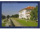 Beograd / BELI DVOR - kraljevski dvor, pogled iz vrta