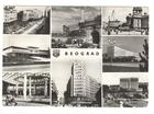 Beograd,cb razglednica,1964,putovala.