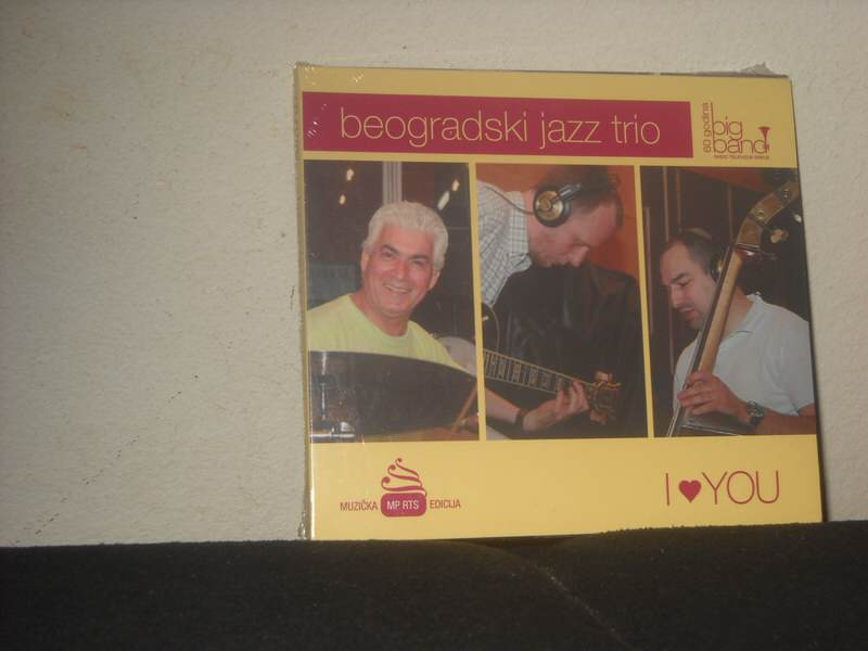 Beogradski Jazz Trio - I love You