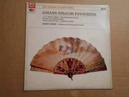 Berliner Philharmoniker, Herbert Von Karajan - Wiener Blut - Unsterblicher Johann Strauss