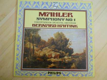 Bernard Haitink - MAHLER SYMPHONY NO.1