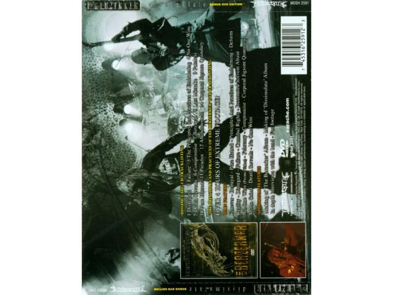 Berzerker, The - Dissimulate (Earache Classic Metal)