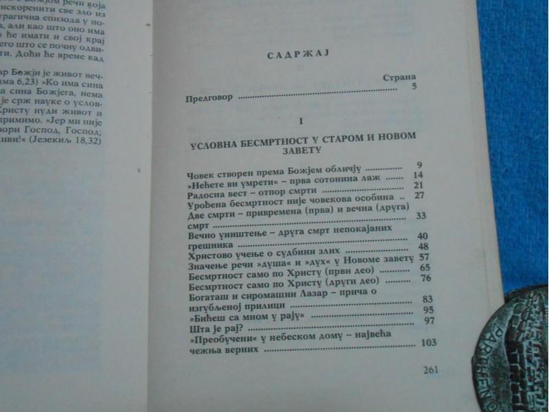 Besmrtnost urođena ili stečena ? Mirko Golubović