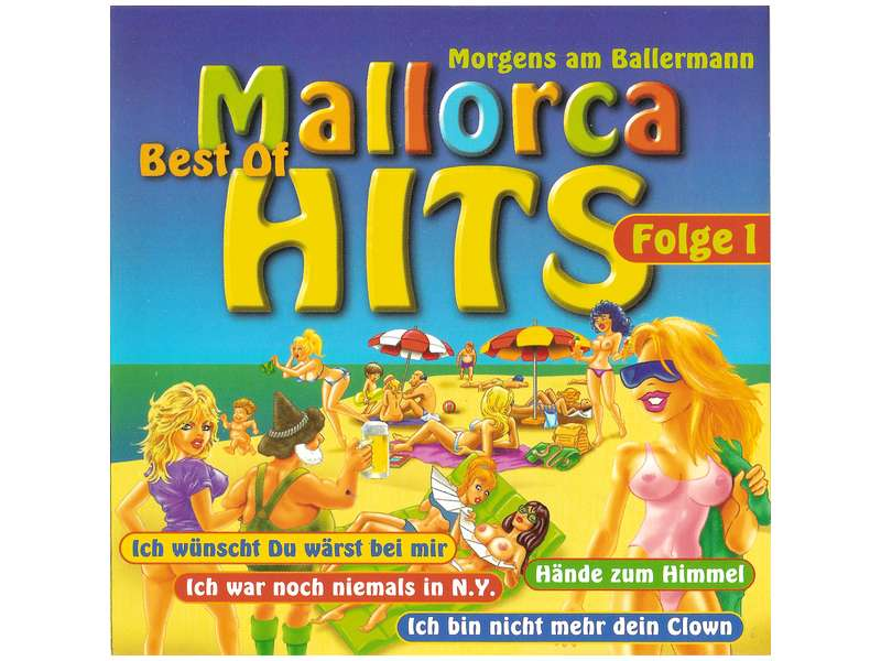 Best Of Mallorca Hits - Folge 1 - Morgens Am Ballermann