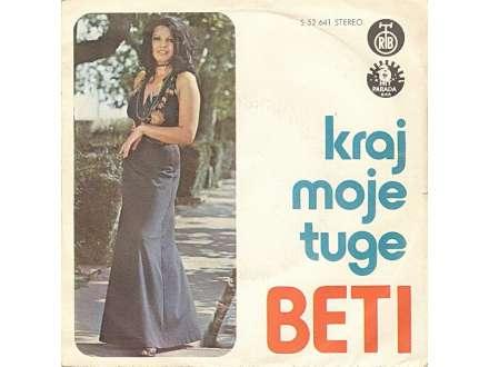 Beti Đorđević - Kraj Moje Tuge