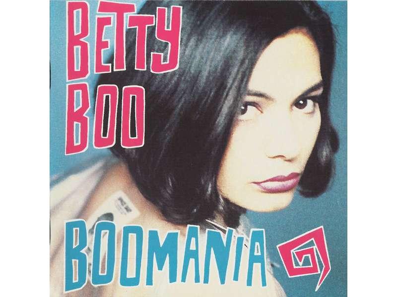 Betty Boo - Boomania