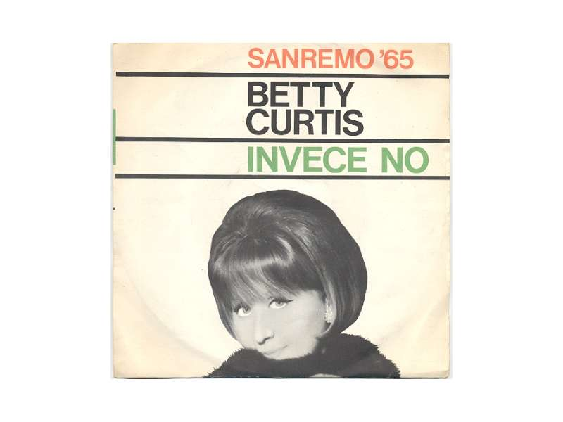 Betty Curtis - Invece No
