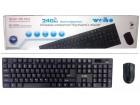 Bežična tastatura i miš (WB-8033)