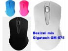 Bežični miš plus podloga GIGATECH GM-575