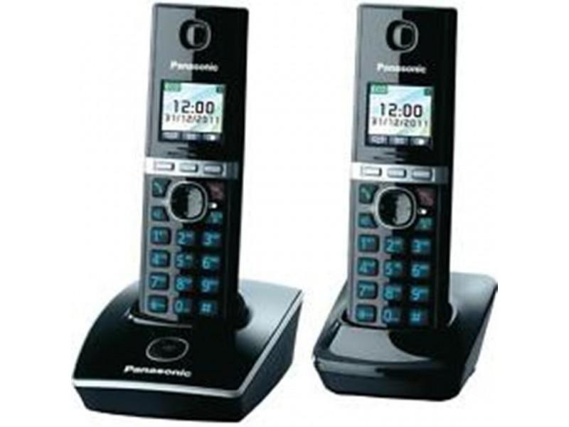 Bežični telefon Panasonic sa dve slušalice KX-TG8052