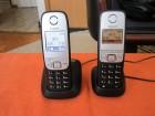 Bežični telefon SIEMENS Gigaset A 415 DUO sa BATERIJAMA
