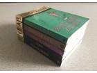 Biblioteka Bestseler - pet knjiga
