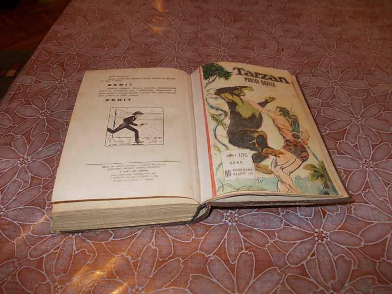 Biblioteka LALE ukoričeno - knjiga prva