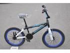 Bicikl BMX Capriolo Totem 2016 crno plavi