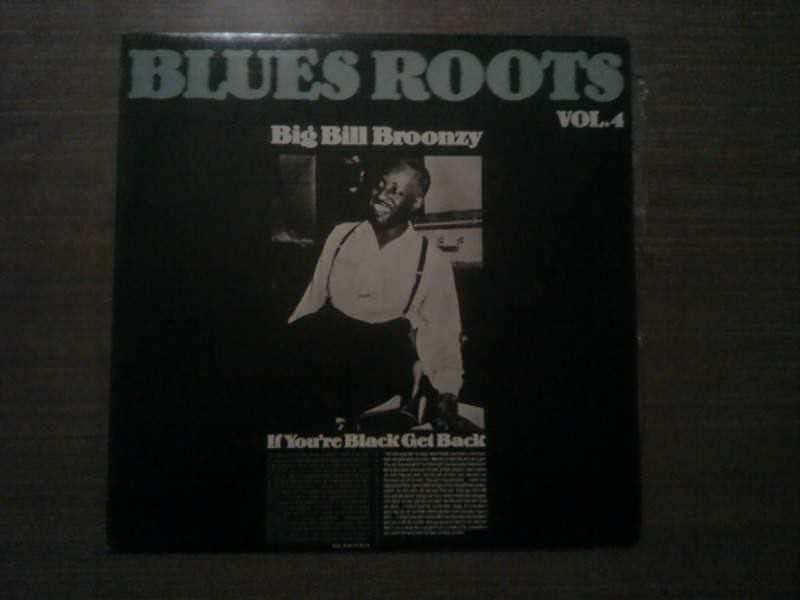 Big Bill Broonzy - If You`re Black Get Back