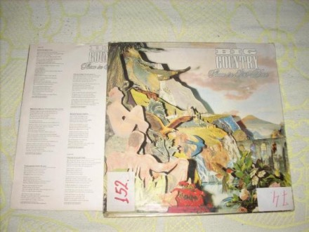 Big Country-Peace In Our Time LP
