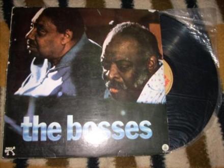Big Joe Turner, Count Basie-The Bosses LP