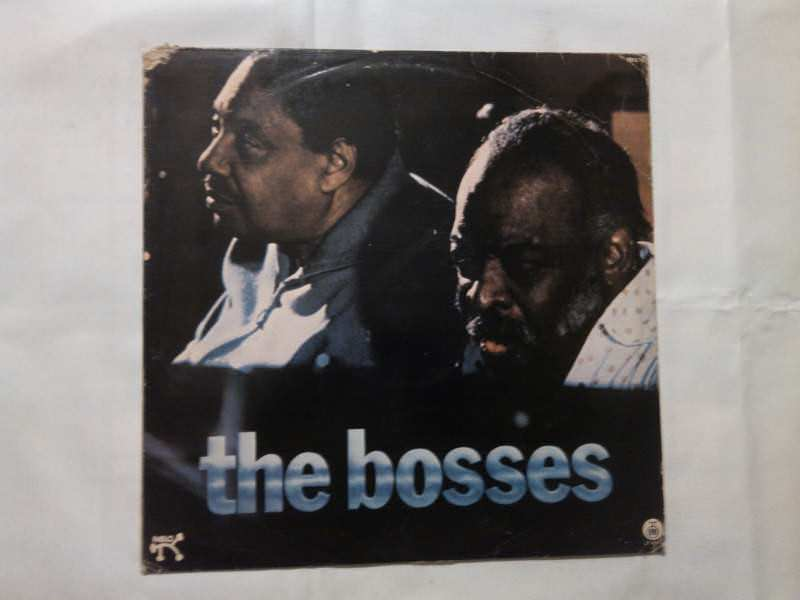 Big Joe Turner, Count Basie - The Bosses