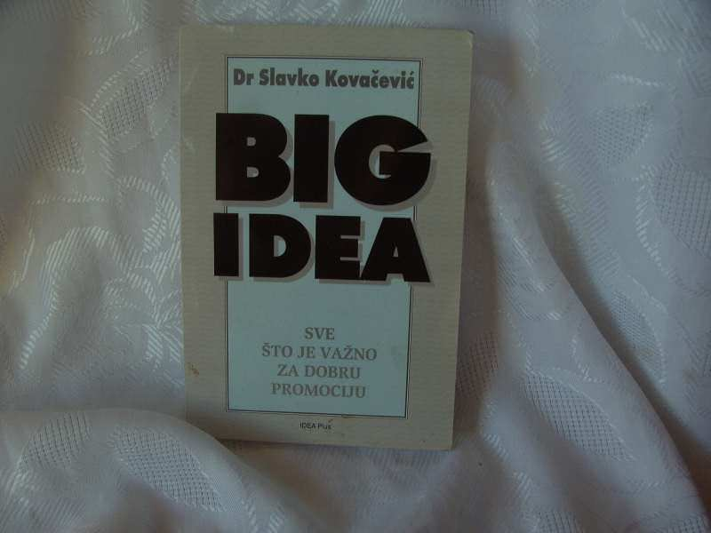 Big idea, Slavko Kovačević